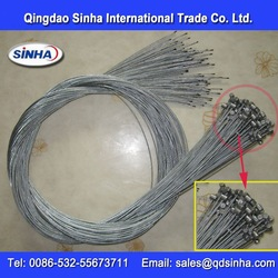 AZ1543 steel cable wire for motorcycle /three wheeler/scooter