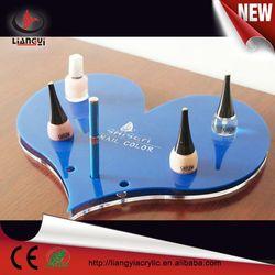 Hot sale custom clear acrylic makeup organizers factory