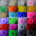 Multi cor 100% nylon tecido tule macio/atacado tulle rolls/spool tule tutu para/nupcial/decoração