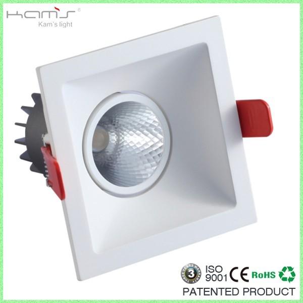 rotatable led luminaire cheap recessed lights dubai ceiling light