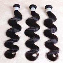 Guangzhou Virgin DK Hair, 3 pcs 28inch factory price virgin malaysian hair weave body wave