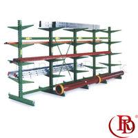pallet sliding plastic shelving heavy duty cantilever rack