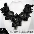 Señora estilo gasas de la flor / toda la mayor decoración de prendas de vestir cuello collares