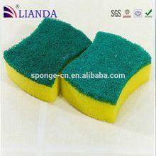 2015 mesh bath sponge scrubbers,2015 bath brush soft mesh sponge scrubber,2015 scrub daddy