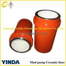 """Gardner Denver Duplex Pumps bimetal liner/ceramic liner Gardner Denver 5"""" x 10"""" FD FXD,oil drilling pump"""