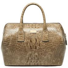 Fashion and attractive snake skin royal bag