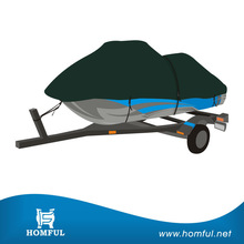 Easily install uv protected Stand Up Jet Ski Cover