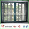 pvc revestido de fibra de vidro da porta e da janela tela do inseto