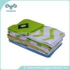 Chinese supplier printing microfiber clean custom cloth