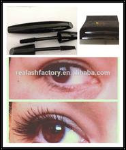 Magic result 2 times Real waterproof mascara *chemical formula mascara -3D Real fiber mascara