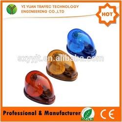 Plastic snail ambulance construction vehicle emergency led warning lights