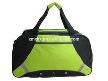 Fashion cheap polyester sport foldable duffle bag