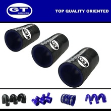 """ID=25mm(1""""inch)/Black Color/Coupler/silicone rubber hose"""