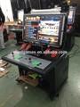 equipo de la diversión del juego de la máquina de tipo marco de la lucha contra la máquina de juego para la venta