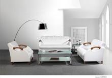 CY753 Fashion High-grade Solid Wood Armrest Modern Office Furniture