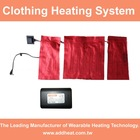9333 Ivory Wearable Electric Heated Vest