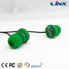 New designed mobile phone earphone voice changer earphone hearing aid earphone