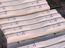 Tren de madera cama, Hormigón cama venta