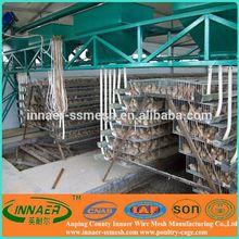 Tavuk çiftliği otomatik tavuk yemleme sistemi/tavuk besleme
