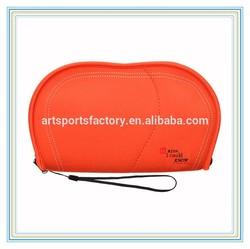neoprene slimtravel organizer carrying zipper bag storage bag case for computer electronics cell hone essentials