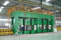 HJ087-3000 Automobile Longitudinal-beam Hydraulic Press