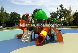 entertainment Homemade full paradise cheap kids outdoor play equipment