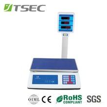 2015 new design price computing electronic balance scale