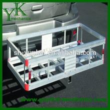 Hitch Cargo Carrier For Car, Aluminum Caro Carrier