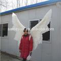 el carnaval de venecia alas de plumas de vestuario