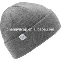 Best Sale Cheap Plain Beanies Wholesale, 100% Acrylic Beanie Hats
