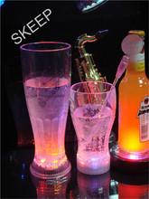 Alibaba China Hot sell led flashing glasses/led light cup