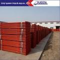 De alta densidade de aço ajustável trestles para construção