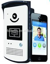 FDL-WFK7 Smart WiFi video doorbell for smartphones & tablets, IP Wi-Fi camera,wireless video door phone,