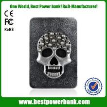 HC-E8 Punk retro style 6000mAh polymer battery power bank