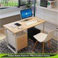Personalizado- hechos muebles de oficina escritorio doble