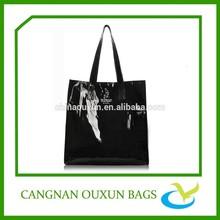 Promotional beautiful pvc gift bag