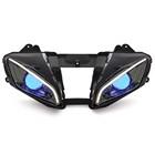Motorcycle LED Headlight Assembly for Yamaha YZF R6 2008-2014