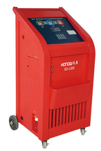 A/C recycling machine,AC refrigerant recovery machine with printer HO-L800 ,R134a recovery machine