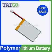 Customize Rechargeable Lithium 3.7v 1500mah Li-po batteries