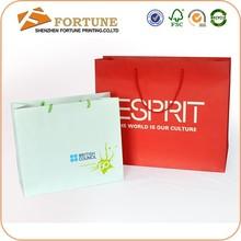 Custom Art Paper Bag,Packaging Bag Paper,Packaging Bag With Logo Printed