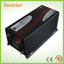 Off Grid pure sine wave inverter 1-6kw 12v dc converter to 220v ac 1000w 2000w 3000w 4000w 5000w 6000w
