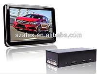 AL-9317 Digital Touchscreen Car DVD Player for Mercedes Benz W176 W246 (GPS+BT+SD+DVD+RDS+RC)