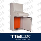 TIBOX metal enclosure distribution box enclosed electrical control desk with 17 years experience