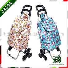 supermarket shopping trolley organic cotton string shopping bag
