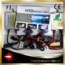 2015 new design F3 35W fast bright hid xenon kit
