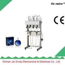 semi automatic vaccum liquid small volume filling machine