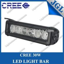 On sale 2015 new product single row led driving light bar off road agriculture marine ATV SUV light bar quad row led light bar