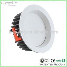 china supplier hot sales high luminous 8inch 23 watt led downlight for shopping mall