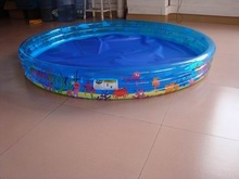 Direct sale giant inflatable pools for family swimming adult with kids indoor