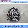 venta al por mayor de china sitios web camo gorra con tejido de la etiqueta
